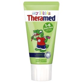 Theramed ябълка детска паста за зъби 50 мл 1-6 г.