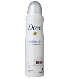 Dove Invisible Dry дезодорант 150 мл