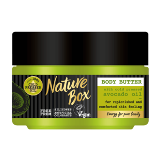 Nature Box Avocado Oil масло за тяло 200 мл