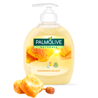Palmolive Naturals мед и мляко течен сапун 300 мл