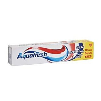 Aquafresh Triple Protection паста за зъби 125 мл