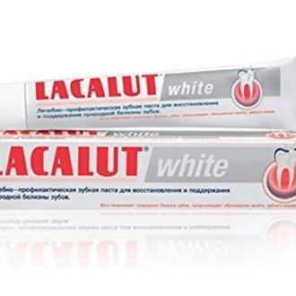 Lacalut White паста за зъби 75 мл