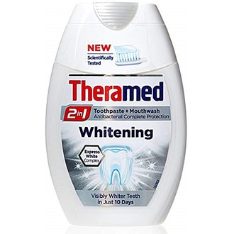 Theramed Whitening 2in1 паста за зъби 75 мл