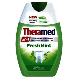 Theramed Fresh Mint 2in1 паста за зъби 75 мл