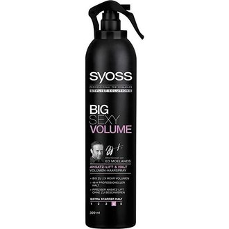 Syoss Big Sexy Volume Hold 4 лак за коса 300 мл