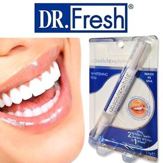 Absolute Whitening Pen Писалка за избелване на зъби 2 гр.