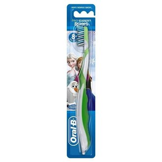 Oral B Pro-Expert Stages Frozen четка за зъби за деца 8+