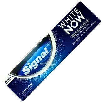 Signal White Now избелваща паста за зъби 75 мл