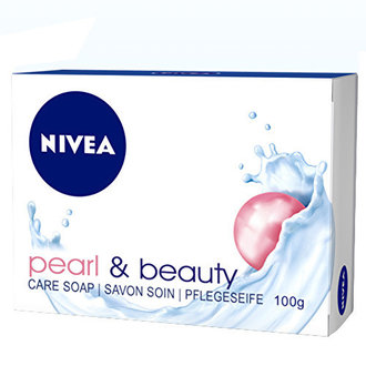 Nivea Pearl & Beauty сапун 100 гр.